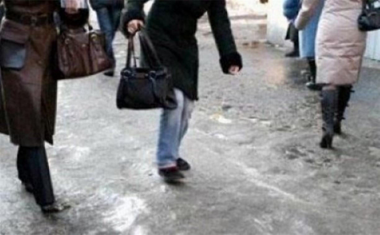 15 января в Тульской области ожидается гололедица