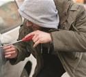 Житель Киреевского района наблюдал из окна, как угоняют его машину