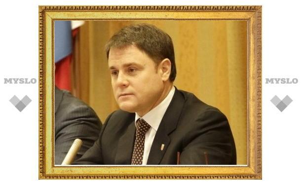 Владимир Груздев поблагодарил Тулизбирком за организацию выборов
