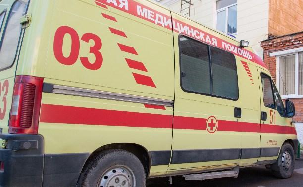 В Тульской области на обновление автопарка скорой помощи выделили около 45 млн рублей