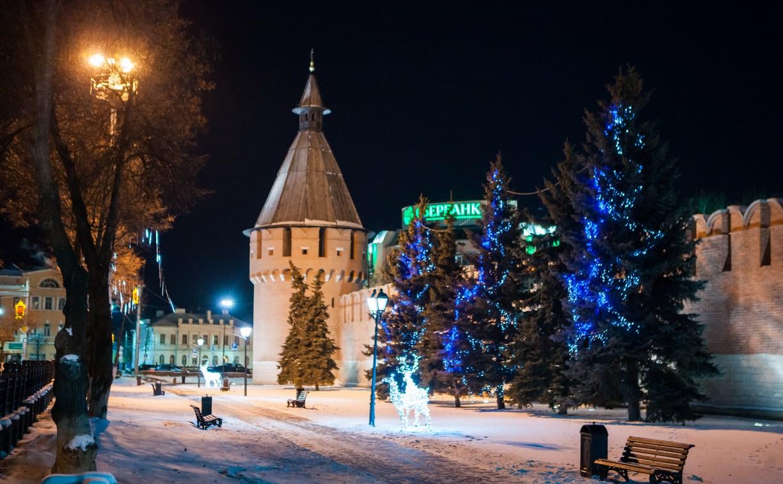 В Тульском кремле откроется Исторический парк