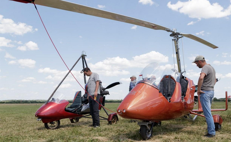 В Туле открылся фестиваль спортивной авиации «Тульское небо»