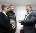 Тульскому инвалиду, участнику боевых действий в Чечне, вручили ключи от квартиры