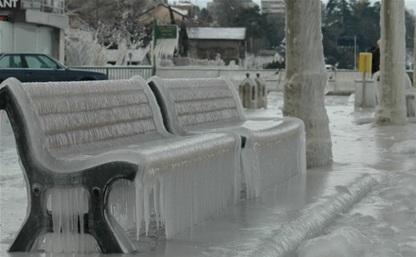 В Московской области готовятся к ледяному дождю