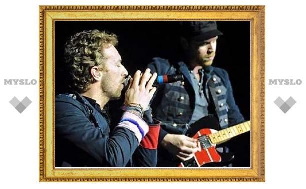 Coldplay презентуют видеоклип в кинотеатрах