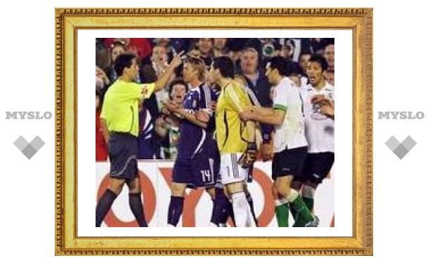 """Фанаты угрожают убить засудившего """"Реал"""" арбитра"""