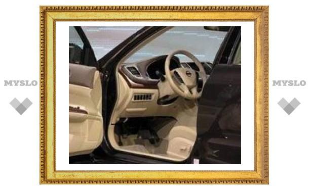 Россия первой получит новую модель Nissan Teana