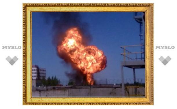 Пожар на АЗС в Костроме ликвидирован