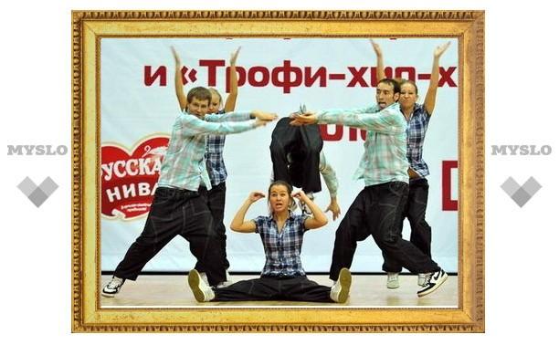 Тульские танцоры хип-хопа поедут на Чемпионат мира в Голландию