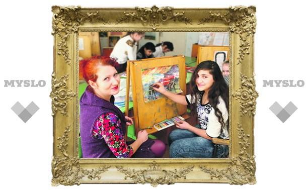 Педагог Юлия Ромадова: Художником может стать любой ребенок!