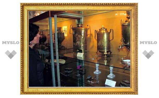 Музей самоваров переедет в Кремль