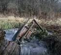 В Богородицке канализационные нечистоты несколько месяцев сливают в реку Уперту