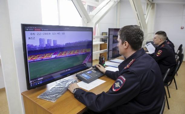 Как работает система распознавания лиц на стадионе «Арсенал»: фоторепортаж