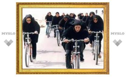 Иранских женщин могут во имя Аллаха отлучить от спорта