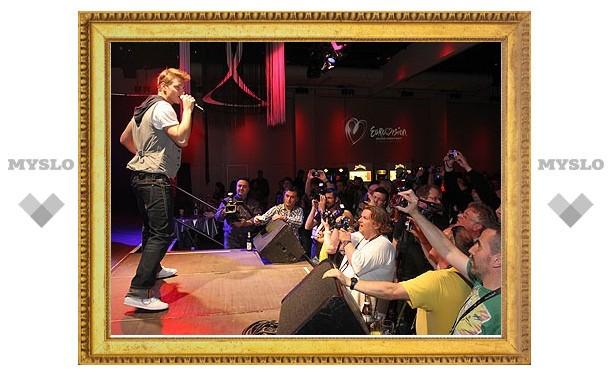 Алексей Воробьев выступит в финале «Евровидения-2011»