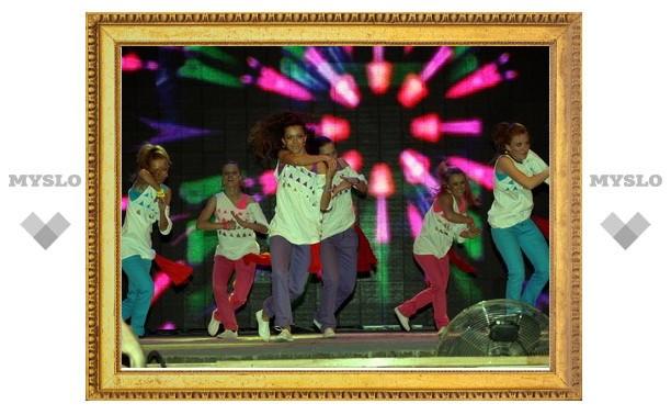 Танцевальному коллективу «Neo» исполнилось 10 лет