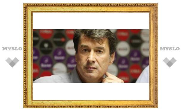 Тульского тренера сменит итальянец?