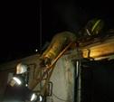 В Алексине мужчина спас соседа из горящего дома