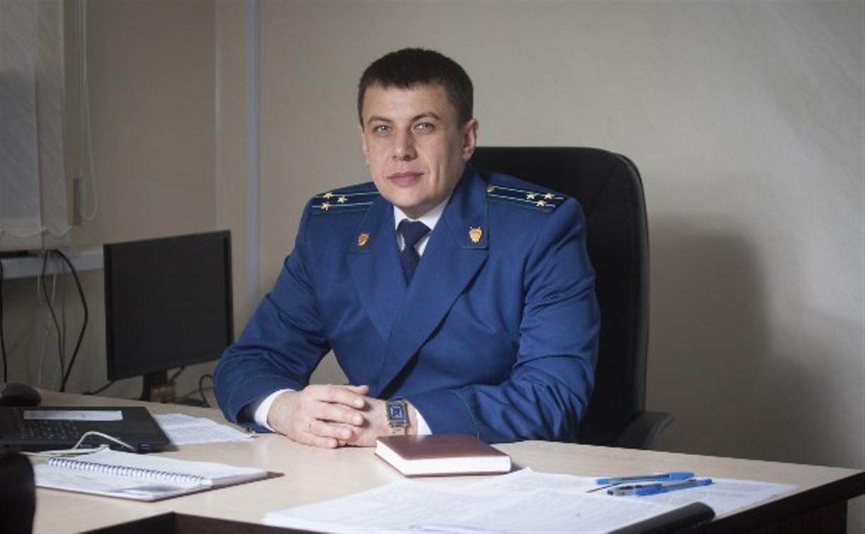 Роман Прасков назначен прокурором Тульской области