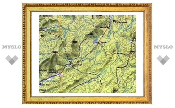 В рунете появится официальный портал с интерактивной топографической картой России