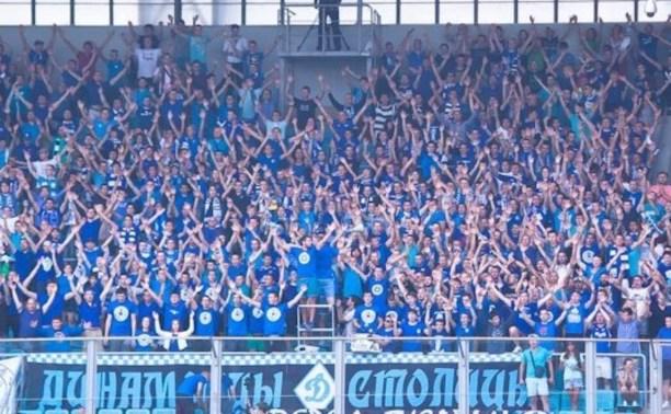 Болельщики московского «Динамо» приедут в Тулу автоколонной