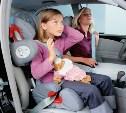 Новые правила перевозки детей в автомобиле вступили в силу