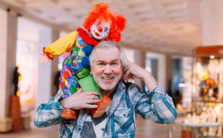 В «Ночь музеев» Тульский цирк провел онлайн-экскурсию по музею клоунов. Видео