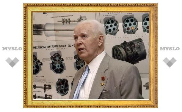 Выставка к юбилею конструктора-оружейника Василия Петровича Грязева