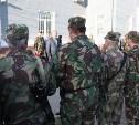 Тульские спецназовцы вернулись из командировки на Северный Кавказ