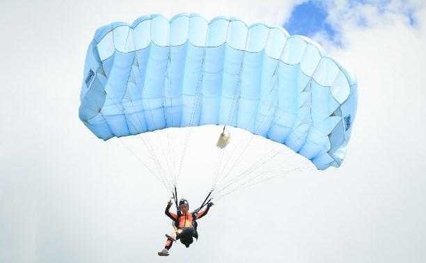 В Туле проходит чемпионат ВДВ по парашютному спорту