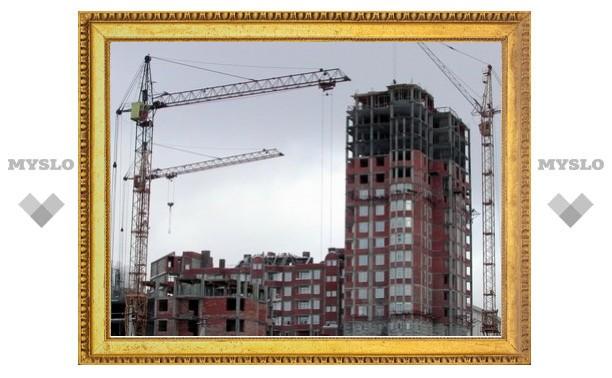 Операции с недвижимостью и строительство в Туле стали убыточны