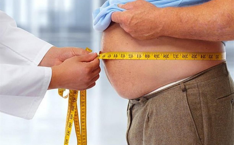Жители Тульской области чаще других страдают от ожирения