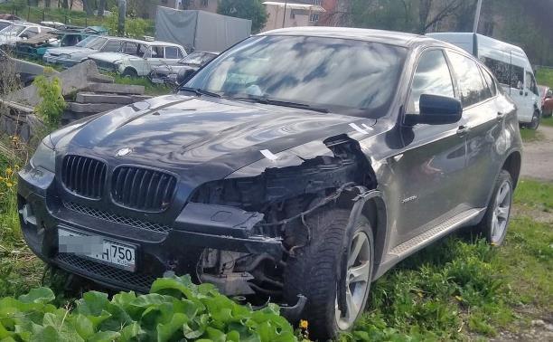 Страшное ДТП в Новомосковске: в смертельной аварии участвовал BMW X6, который скрылся