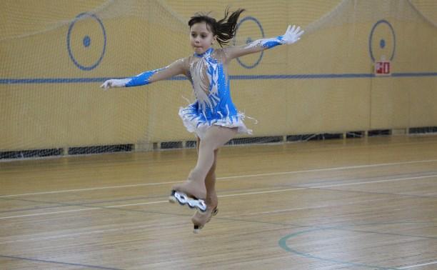 Тульские фигуристы на роликах отлично выступили в Москве
