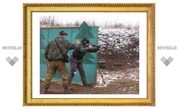 На тульском стрельбище призы достались москвичам