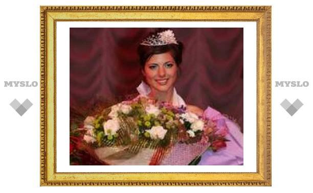 В Туле выбрали королеву красоты