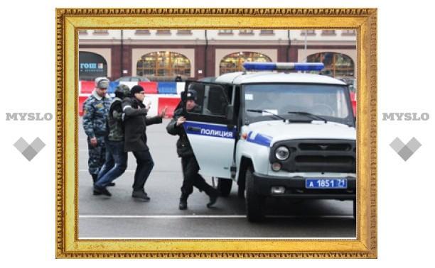 """Все задержанные во время митинга """"несогласных с выборами"""" отпущены"""