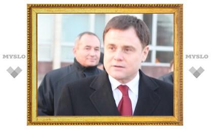 Губернатор Груздев открыл памятник в Богородицке