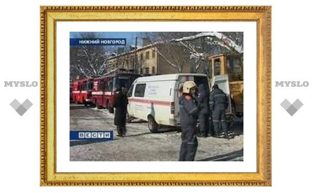 """В Нижнем Новгороде рухнул магазин """"Копейка"""": один человек погиб, еще один ранен"""