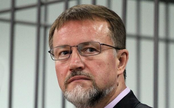 Экс-губернатор Тульской области Вячеслав Дудка в колонии стал пожарным