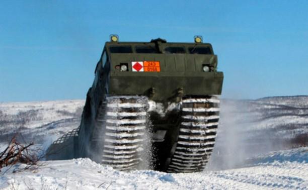 КБП разработало систему вооружения для нового БТР «Арктика»