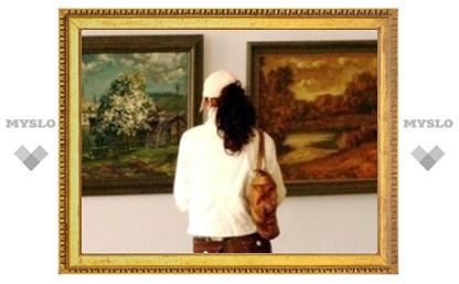 Тулякам покажут пейзажи Владимира Голубова