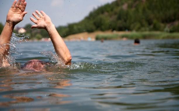 В Богородицком районе утонул мужчина