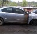 По факту поджога машины депутата в Киреевском районе возбудили уголовное дело