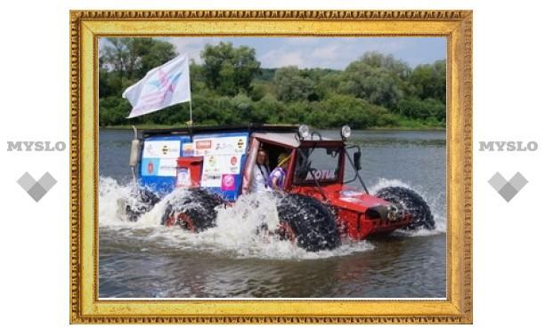 В Тульской области пройдёт второй этап Фестиваля великих путешественников