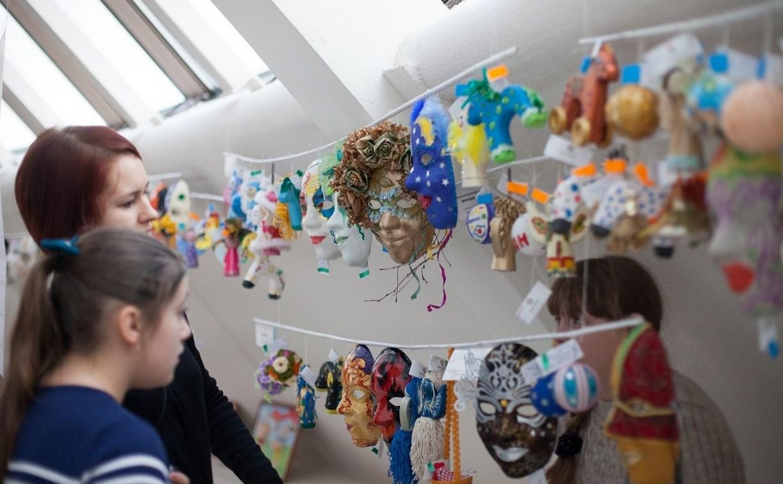 Туляков приглашают на Всероссийский фестиваль детского творчества  «Шар-папье»