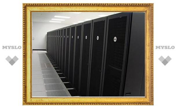 Китай создал свой первый петафлопсовый суперкомпьютер