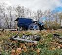 В жутком ДТП на выезде из Тулы погиб мужчина