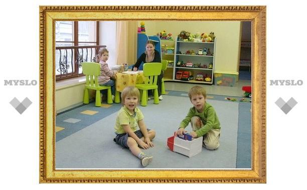 В Туле подорожали детские сады