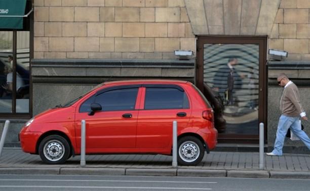 В Госдуме хотят увеличить штраф за езду по тротуару